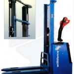 TRANSPALLET ELEVATORE WITHFORCE WE2510- 10q.li a 2,5mt           € 2.200 + iva