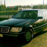 MERCEDES S420 ANNO1997 8CIL. FULL OPTIONAL 100000KM PERFETTA